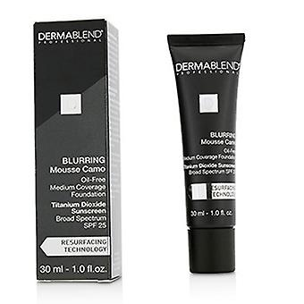 Dermablend Blurring Mousee Camo Oil Free Foundation SPF 25 (Medium Coverage) - #30C Cameo 30ml/1oz