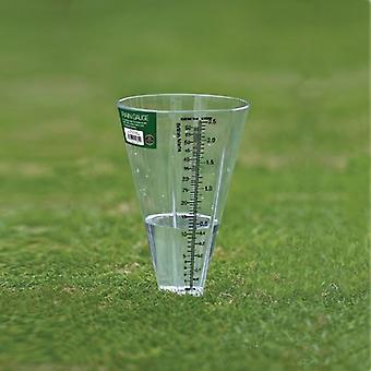 Regenmeter tuin weer regen meten eenheid