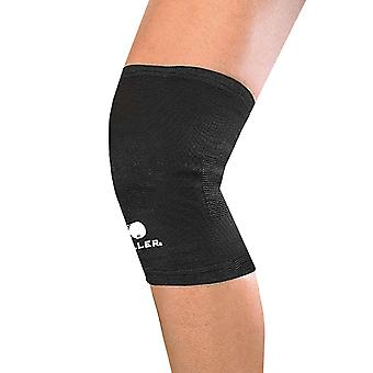 Mueller Sports Medicine letvægts elastisk knæ Support Sleeve - sort