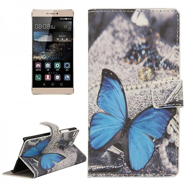 Pocket wallet premium model 41 for Huawei Ascend P8