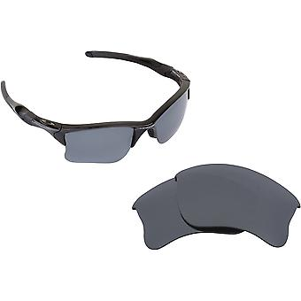New SEEK Replacement Lenses for Oakley HALF JACKET 2.0 Red Silver Mirror