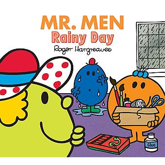 Mr Men A Rainy Day (Mr. Men & Little Miss Everyday) (Paperback)