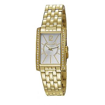 Pierre Cardin ladies watch bracelet watch LA tête D ' OR PC106562F07