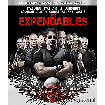 Import USA Expendables [BLU-RAY]