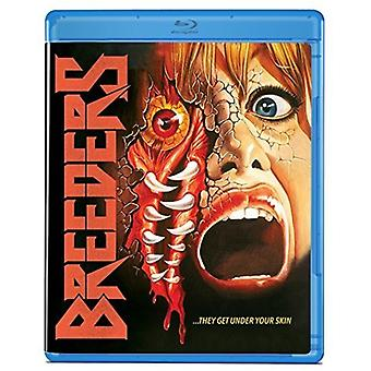 Breeders [Blu-ray] USA import