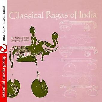 National Raga Company of India - Classical Ragas of India [CD] USA import