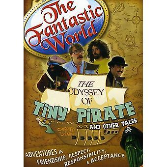 Odyssé af lille pirat [DVD] USA importen