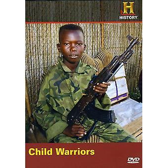 Guerreros de niño [DVD] los E.e.u.u. la importación