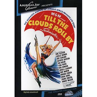 Til the Clouds Roll by (1946) [DVD] USA import
