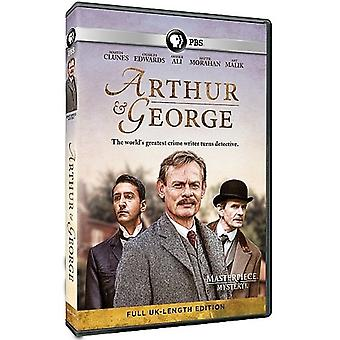 Masterpiece: Arthur & George [DVD] USA import