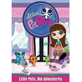 Little Pets Big Adventures [DVD] USA import