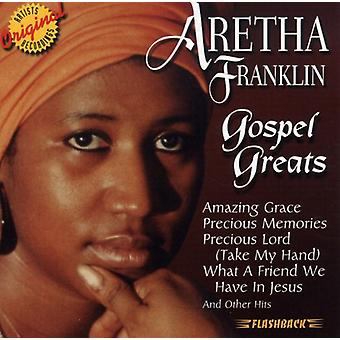 Aretha Franklin - evangeliet Greats [CD] USA import