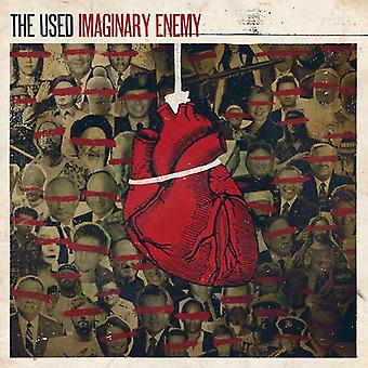 Used - Imaginary Enemy [CD] USA import