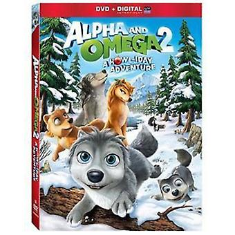 Alpha & Omega 2: Ein Heulen-Iday Abenteuer [DVD] USA import