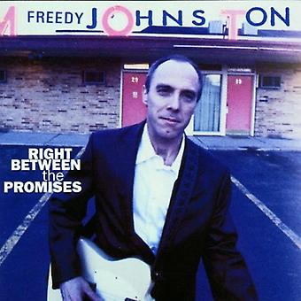 Freedy Johnston - Right Between the Promises [CD] USA import