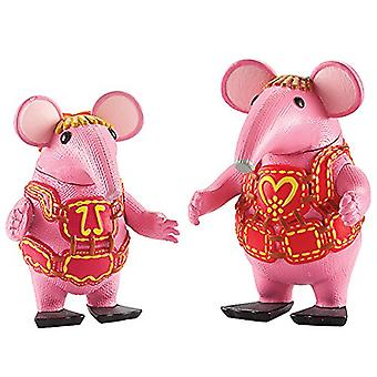 Clangers: Collectable Figure - Tiny and Mother Clanger