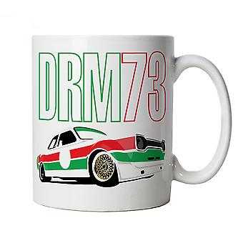 Vectorbomb, Escort Mk1, Car Mug