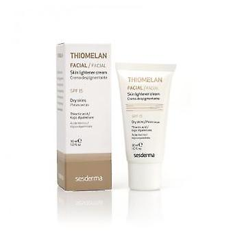 Sesderma Thiomelan Lightening Cream SPF 15 (Cosmetics , Facial , Creams with treatment)