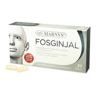 Marny's Fosginjal 30 Caps. (Vitamins & supplements , Royal jelly, bee pollen & propolis)