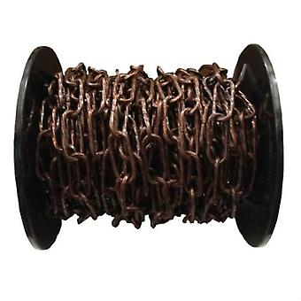 ABUS Bronze coil 20M Link Chain Length 3.5 mm Twisting Bomlrbr035