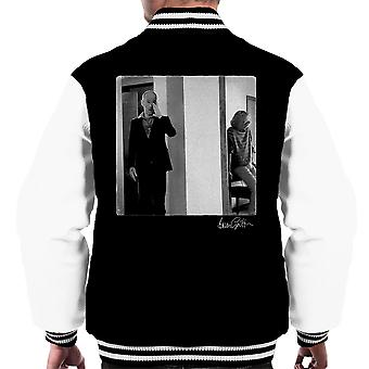 REM Michael Stipe Men's Varsity Jacket