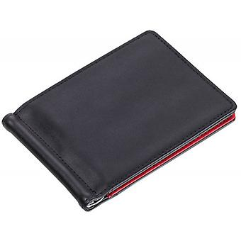 Troika Money Clip Wallet - Red Pepper