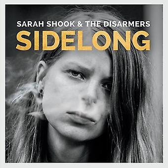 Sarah Shook & the Disarmers - Sidelong [CD] USA import