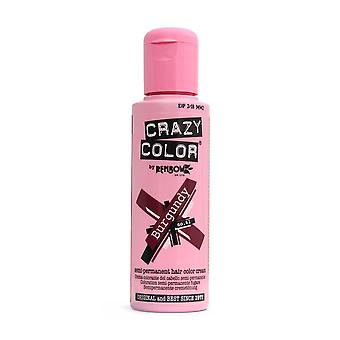 Renbow Crazy farve No.61 Bourgogne semi-permanent creme 100 ml