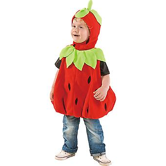 Baby Strawberry costume toddler Strawberry fruit