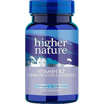Higher Nature Vitamin K2, 60 tabs