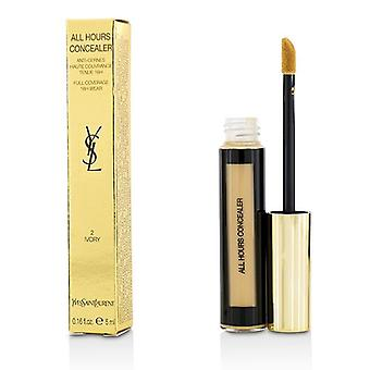 Yves Saint Laurent todas horas corrector - marfil # 2 - 5ml/0,16 oz