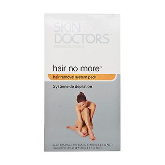 Skin Doctors Hair No More Removal System Pack