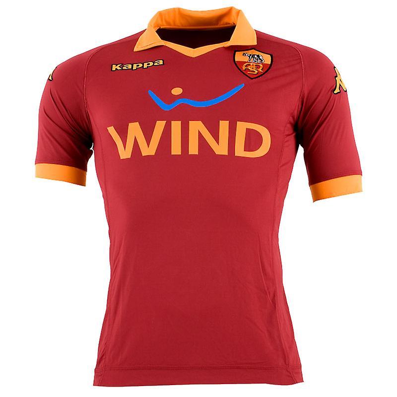 Camisa 2012-13 Roma Inicio Kappa Fútbol