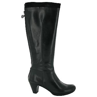Riva Toucan Leather Ladies Boot / Womens Boots