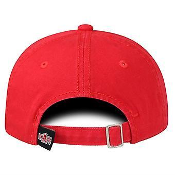 アーカンソー州赤オオカミ NCAA レッカー クルー若者調節可能な帽子