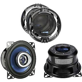 2 way coaxial flush mount speaker kit 200 W Sinustec ST-100c