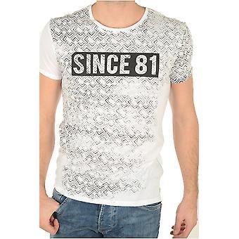 Fancy M72i53 - Guess Jeans print t-shirt