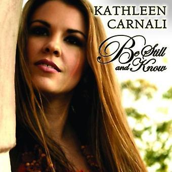 Kathleen Carnali - worden nog steeds & weten [CD] USA import