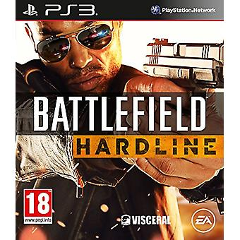 Battlefield Hardline (PS3) - Factory Sealed