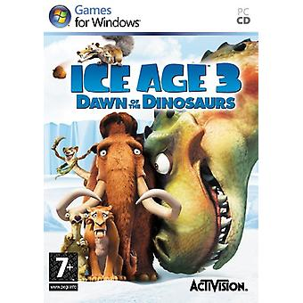 Ice Age 3 Dawn Of The Dinosaurs (PC-DVD)