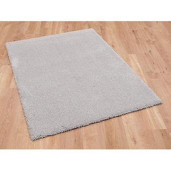 Cosy  71381 60 Light Grey  Rectangle Rugs Plain/Nearly Plain Rugs
