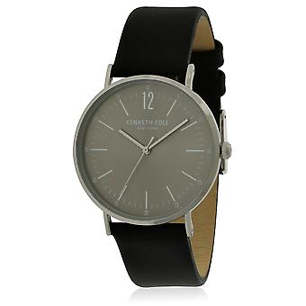 Kenneth Cole Leather Mens Watch KC50506001