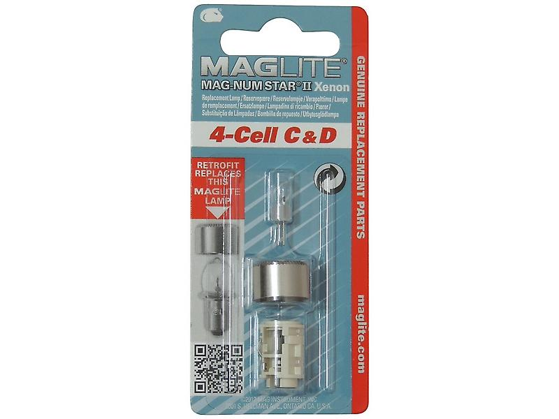Maglite 4 Cell Magnum II Star Bulb