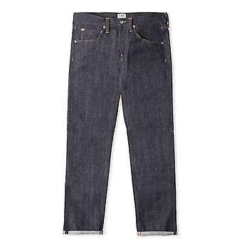 Edwin ED-55 Regular Tapered Red Listed Selvage Jeans (Unwashed)