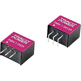 TracoPower TSRN 1-2450/DC-DC コンバーター 24 Vdc 5 Vdc 1 A 号 (印刷)出力: 1 x