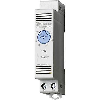 Finder 7T.81.0.000.2303 - Panel Thermostat, Ventilation Control SPST-NO 10A 250Vac