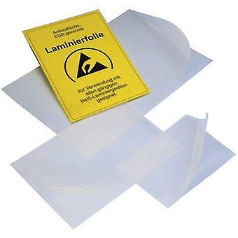ESD laminating film 1 pc(s) Transparent (L x W) 304 mm x 217 mm