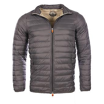 Down jacket Anthracite Duck  Geographical Norway Man