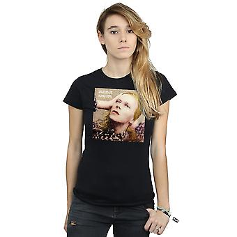 David Bowie Women's Hunky Dory Album Cover T-Shirt