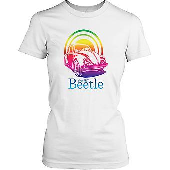 Volkswagen Beetle siden 1938 damer T skjorte